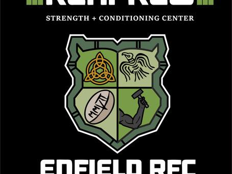 Training at Renfrew Strength