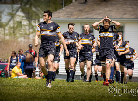 Provincial Rugby in Enfield