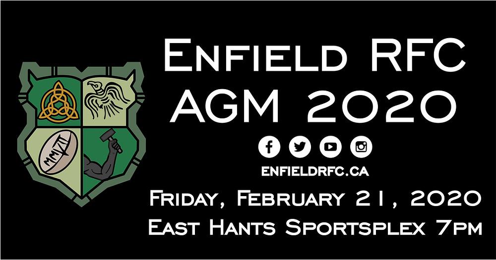 Enfield RFC AGM 2020