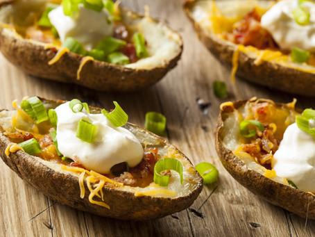 Potato Canoes
