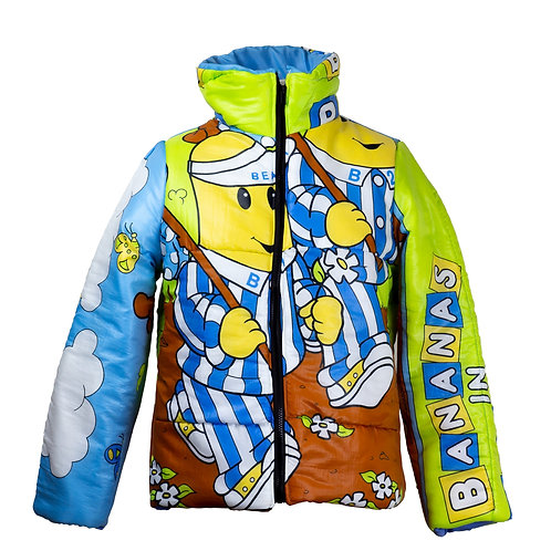 1996 Bananas in Pajamas Puffer
