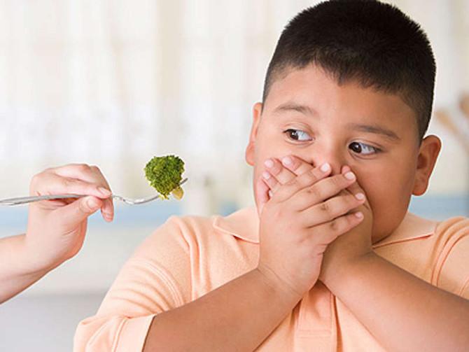 Как помочь ребёнку с лишним весом