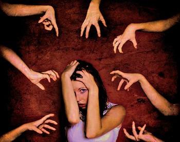 Помощь психолога при панических атаках