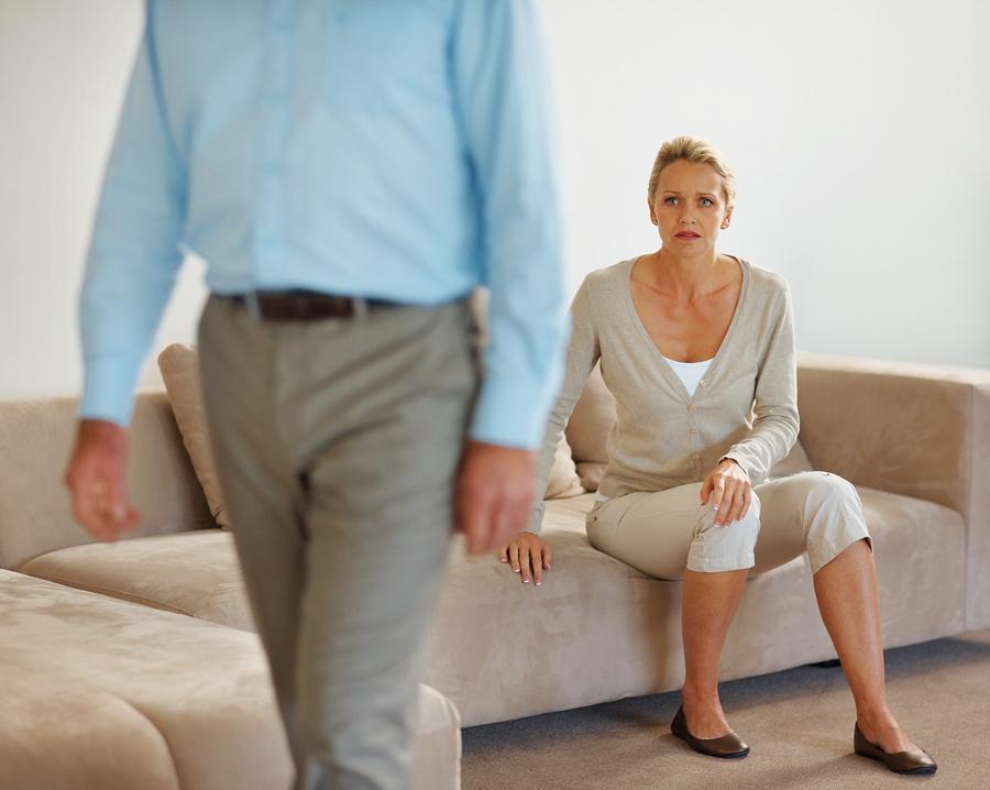 Почему ушёл Ваш мужчина?