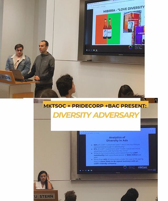 This week was our Diversity ADversary, w