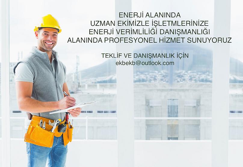 Enerji Verimliliği Danışmanlığı, Enerji Kimlik Belgesi,EKB
