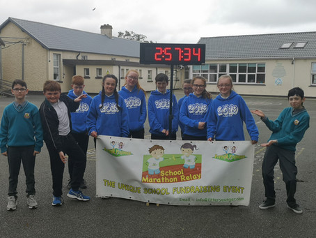 School Marathon Relay