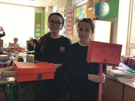 Rang a cúig 'Our Inventions'