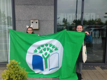 An Taisce Green School Flag