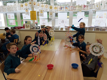 Arts and Craft Club Fun
