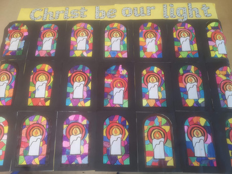 Sporting Sixth class begin sacrament journey!