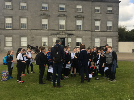 4th Class Local History Tour