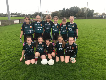 Girl's Gaelic October 2019