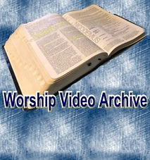 Sermon and Worship Archives