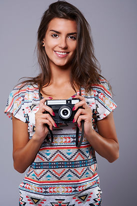 Girl with a Camera