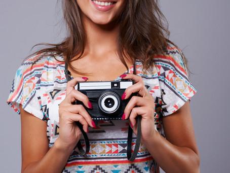 素敵に写真に写る方法