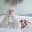 Thumbnail: pyjama crazy dots cream