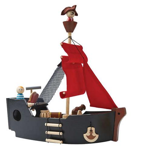 Mon 1er grand bateau de pirates