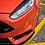 Thumbnail: Fiesta MK7.5 ZS/ST180 Headlight Brows