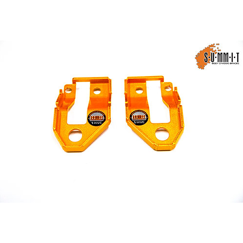 SUMMIT FRONT LOWER 3 POINT BACK REINFORCEMENT SIDE PLATE FOR FOCUS RS MK3