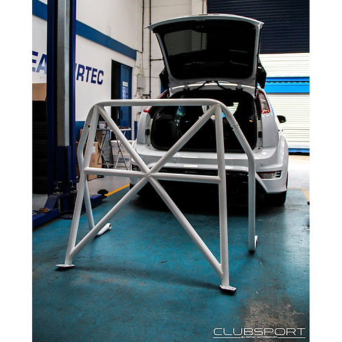 CLUBSPORT BY AUTOSPECIALISTS BOLT IN REAR CAGE FOR MK2 FOCUS RS