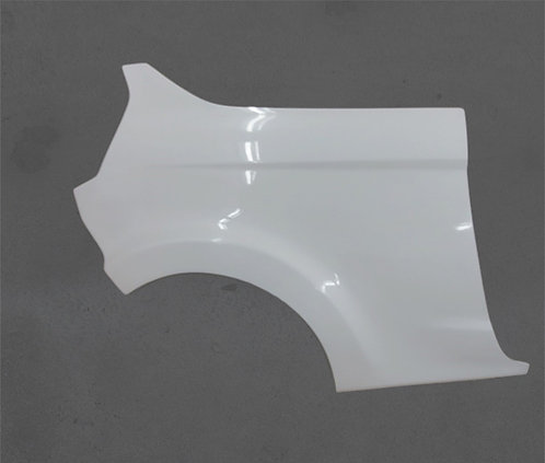 CLUBSPORT BY AUTOSPECIALISTS LIGHTWEIGHT COMPOSITE WIDE ARCH REAR QUARTER PANELS