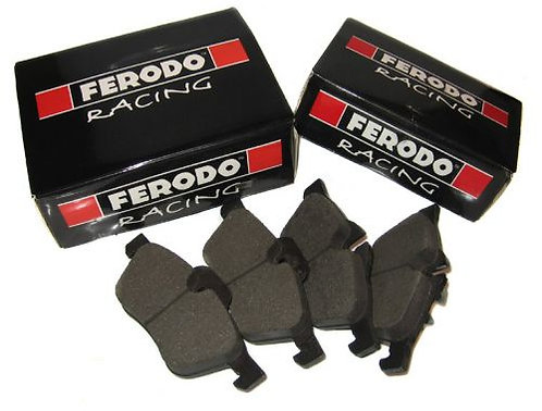 FERODO DS2500 REAR BRAKE PAD SET FOR FOCUS RS MK3