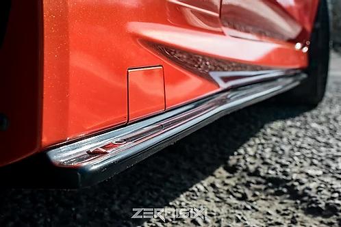 Fiesta MK7.5 ZS/ST180 Side Skirt Splitters