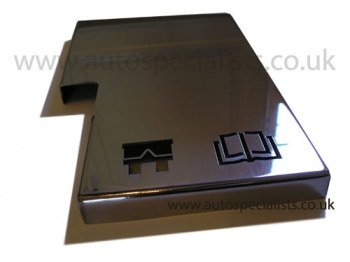 AUTOSPECIALISTS FUSE BOX COVER WITH LOGO FOR MK3 FOCUS