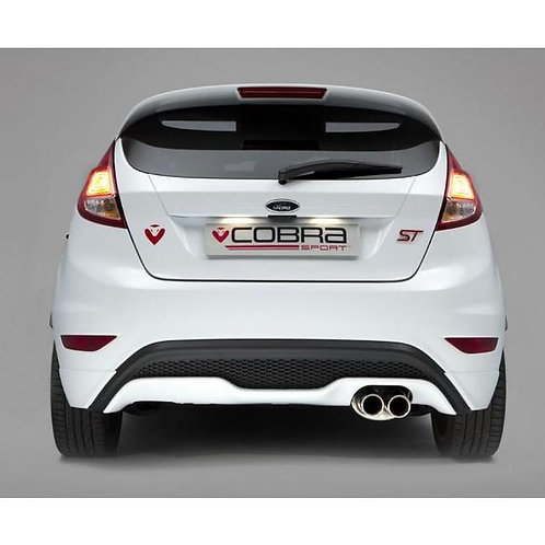 "Ford Fiesta (Mk7) ST 180/200 (3"") Cat Back Performance Exhaust"