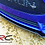 Thumbnail: Fiesta MK7 ST180 V3 Front Splitter
