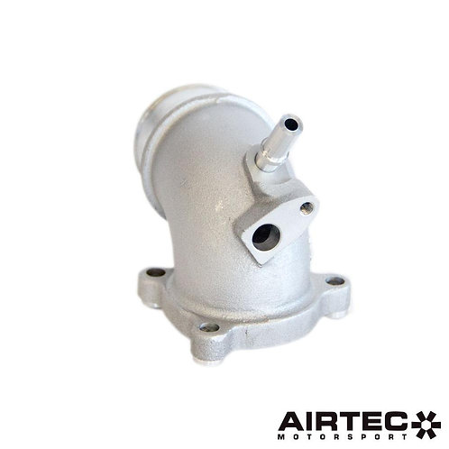 AIRTEC MOTORSPORT ENLARGED CAST THROTTLE BODY ELBOW FOR FIESTA MK8 ST