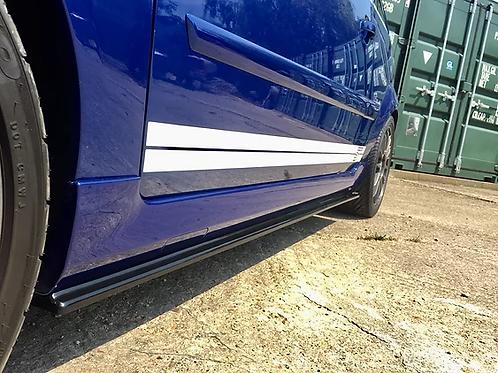 Fiesta MK6 ST150 Sideskirt Splitters