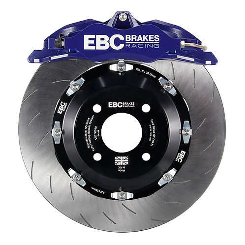 EBC Balanced Big Brake Kit 300mm Discs