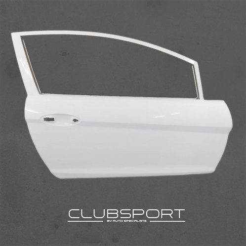 CLUBSPORT BY AUTOSPECIALISTS LIGHTWEIGHT COMPOSITE DOORS (PAIR) FOR FIESTA MK7 I