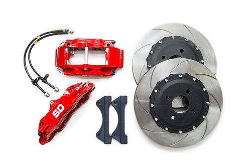 Fiesta ST180/200 SD Performance 4 Pot brake kit