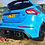 Thumbnail: Focus MK3 RS Rear Splitter Kit V2