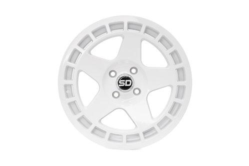 SD DNT 17*7.5 ET42 4x108 WHEELS