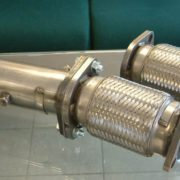 Mongoose Downpipe/Decat
