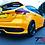 Thumbnail: Focus MK3.5 ST250 Rear Spats