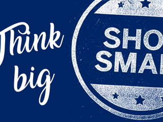 Small Business Saturday is coming up!