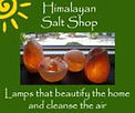 Himalayan Salt Shop , salt lamps