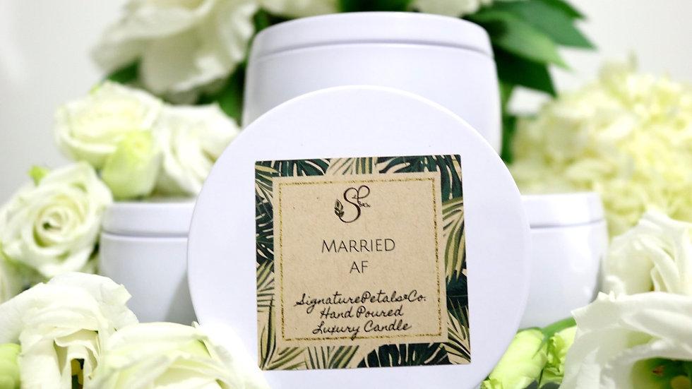 Married AF | Tin  | 8oz