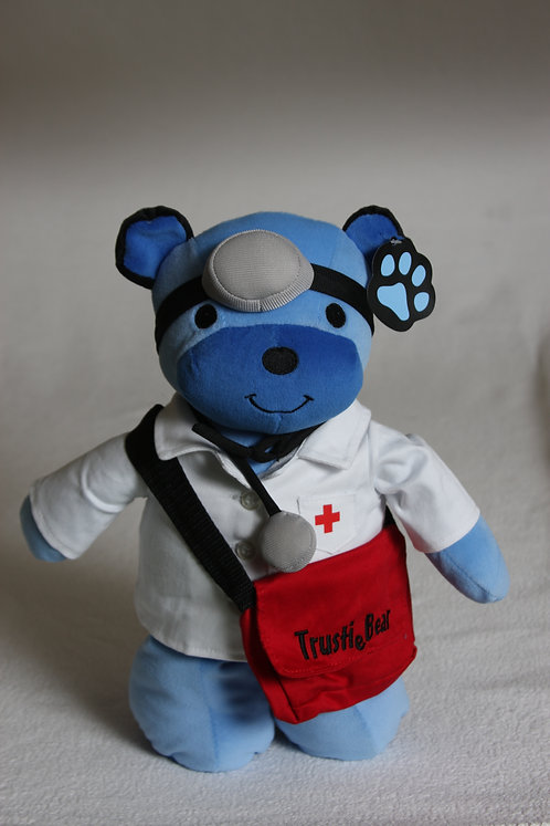 Teddy Blue's Doctor Costume (Only) - Limited Availability