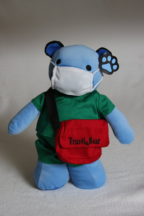 Teddy Blue's Surgeon Costume (Only) - Limited Availability