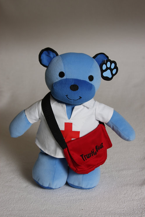 Teddy Blue's Nurse Costume (Only) - Limited Availability
