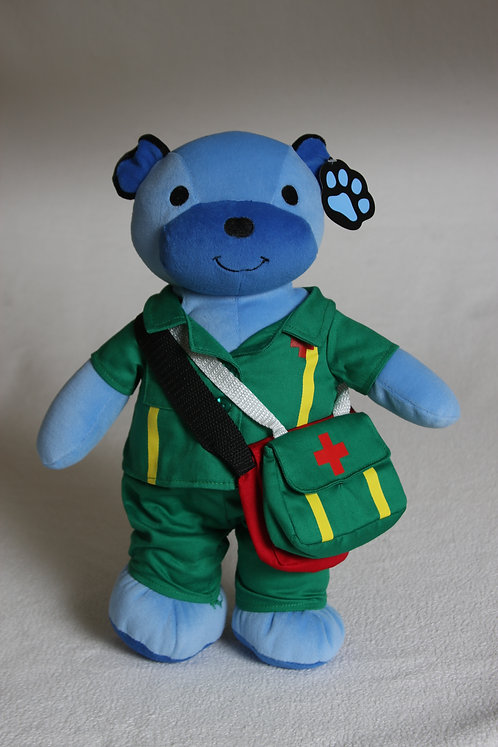 Teddy Blue's Paramedic Costume (Only) - Limited Availability