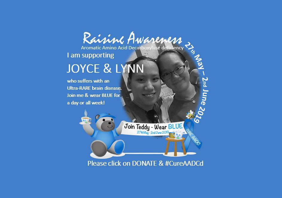 Joyce & Lynn