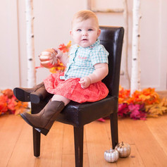 Mini session with this pumpkin
