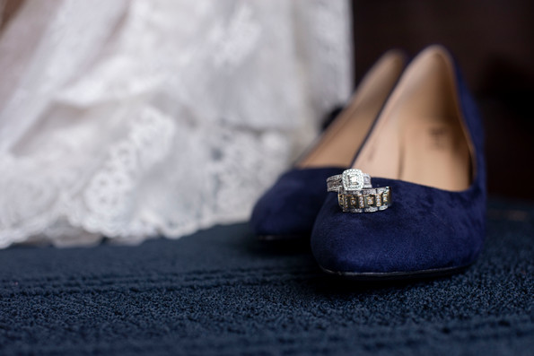 Rings at King street ball room